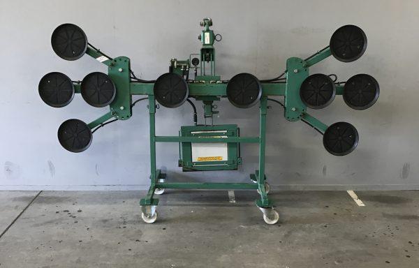 1000 kg – Glaszuiger spin