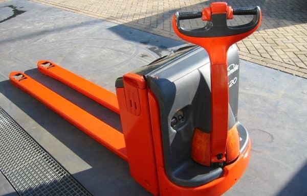 elektrische palletwagen Lange vorken