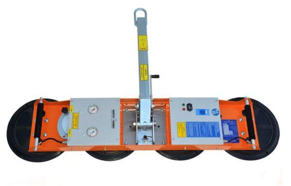 600 kg – Glaszuiger GL-LN600 radiografisch