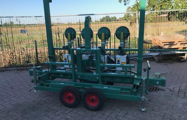 800 kg – Modulaire glaszuiger
