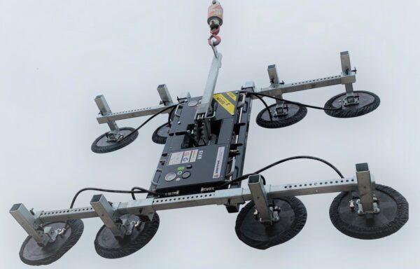 800 kg – Griplifting S1000 modulaire glaszuiger