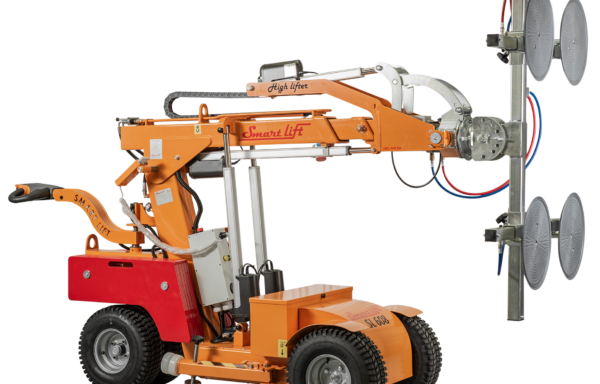 Smartlift SL608 Outdoor Highlifter Electric Rotation